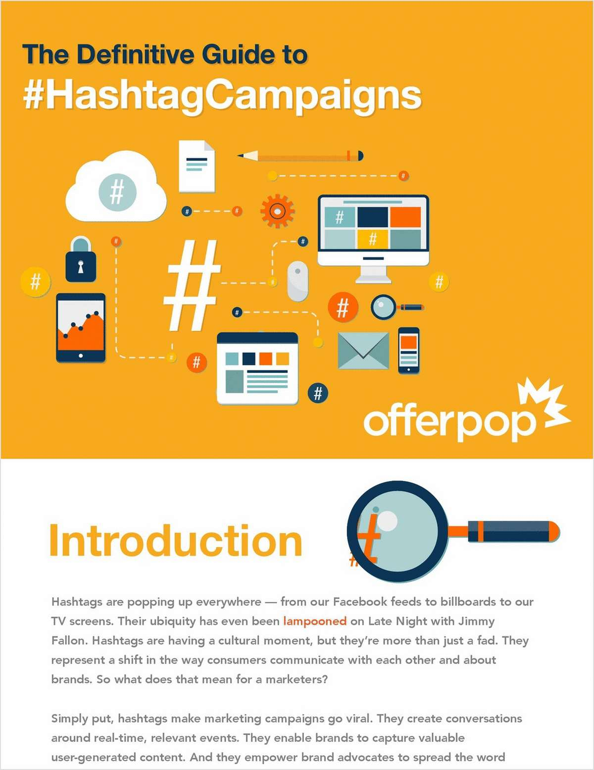 The Definitive Guide to #HashtagCampaigns