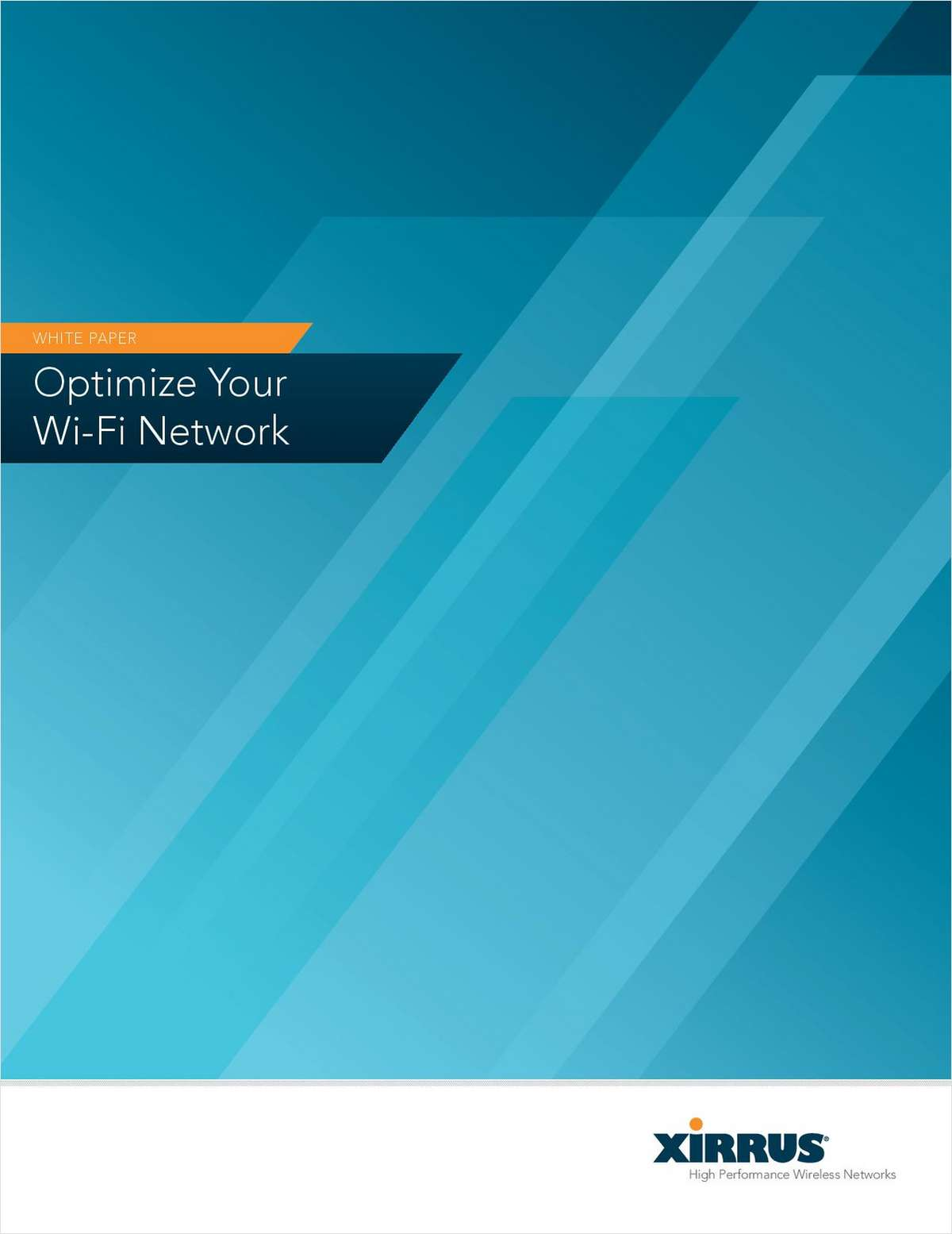 Optimizing Your Wireless Network