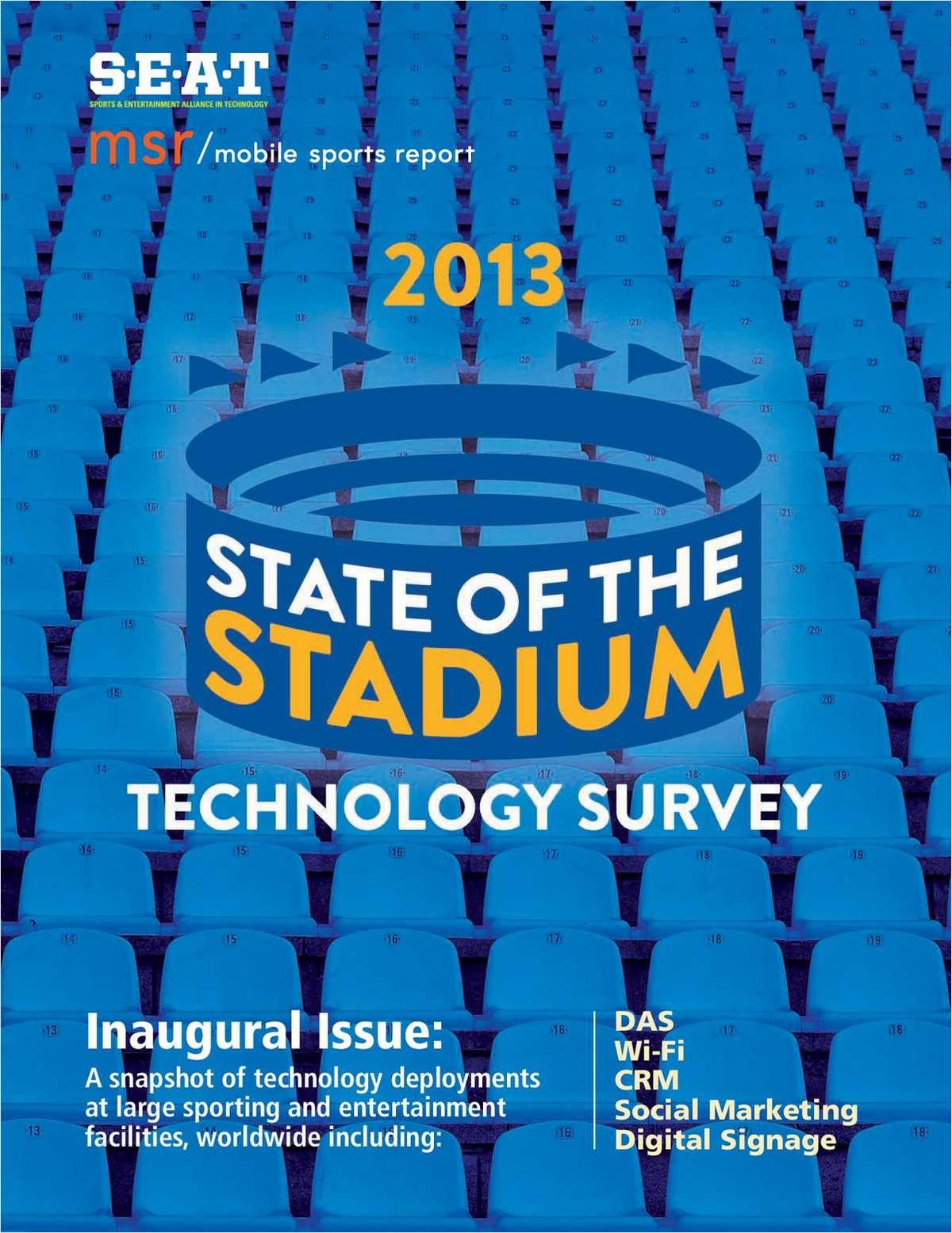State of the Stadium