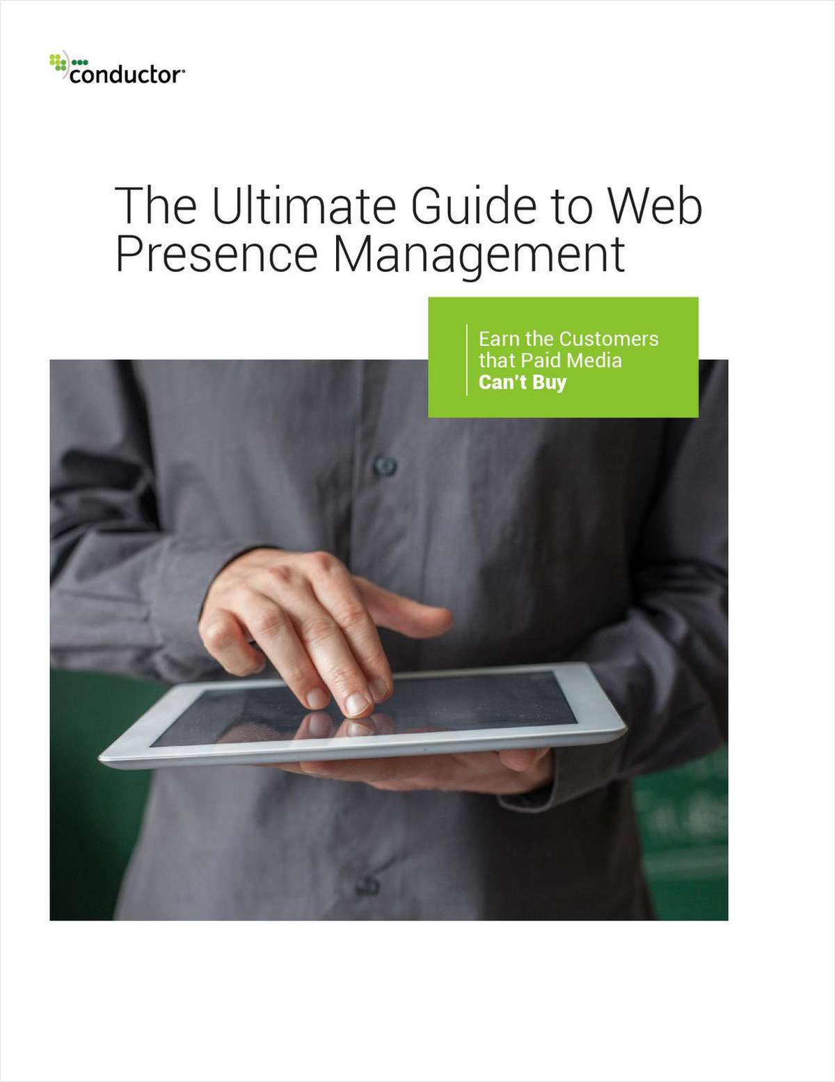 The Ultimate Guide To Web Presence Management Free Conductor Inc Optimizing Your Webs