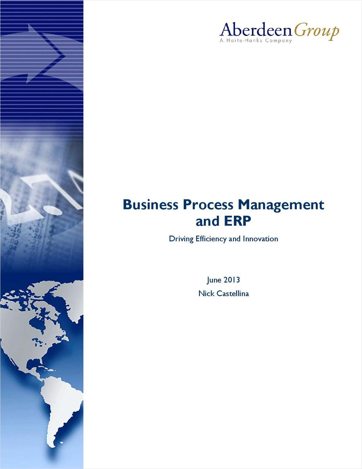 BPM and ERP: Driving Efficiency and Innovation