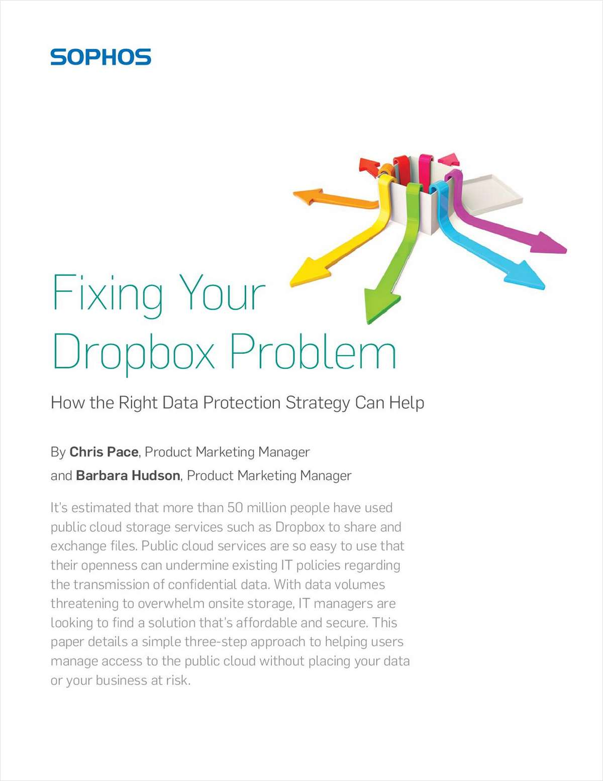 Fixing Your Dropbox Problem