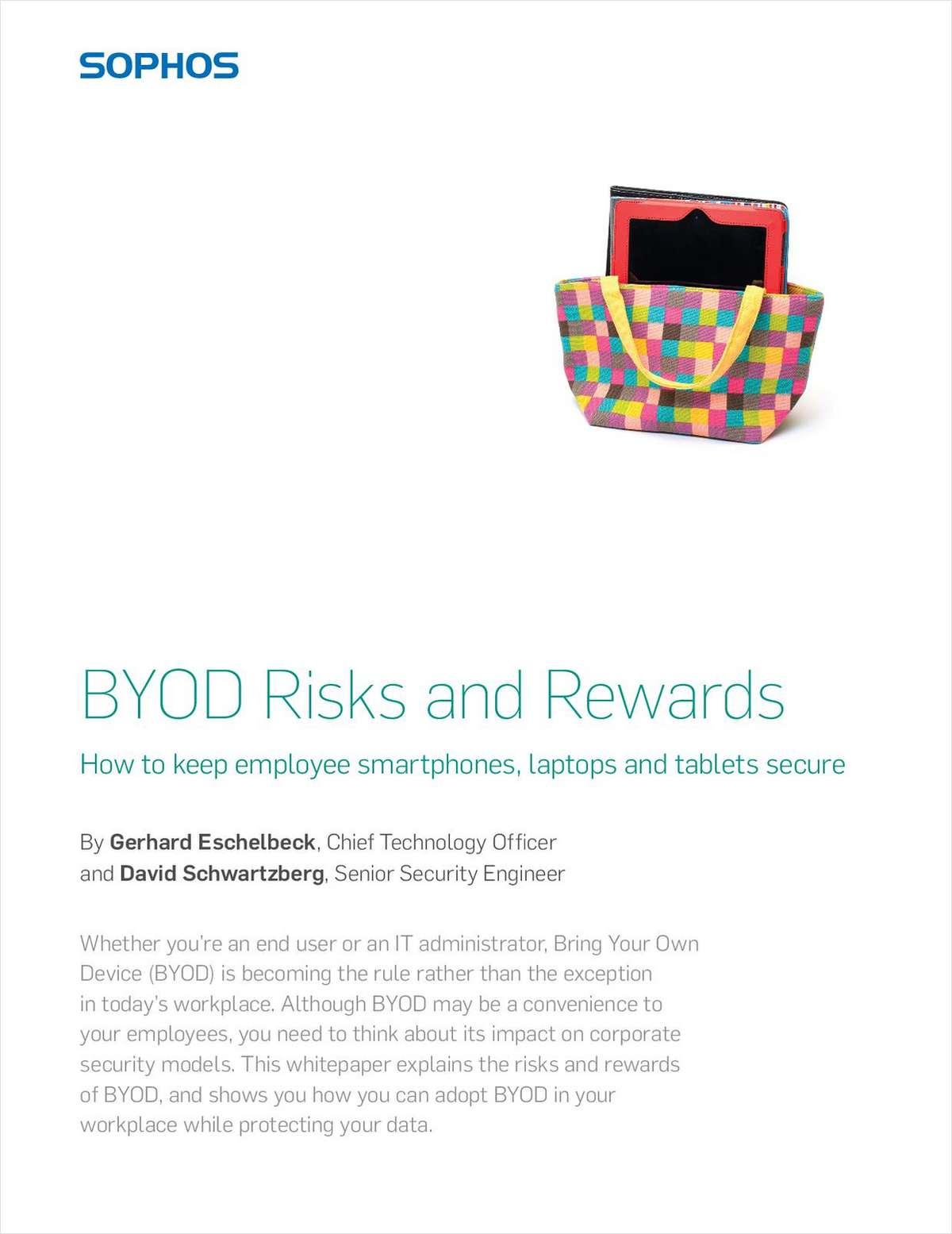 BYOD Risks and Rewards