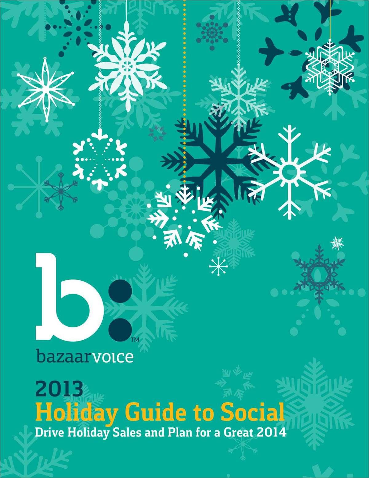 Holiday Guide to Social: Integrating Social to Drive Seasonal Success