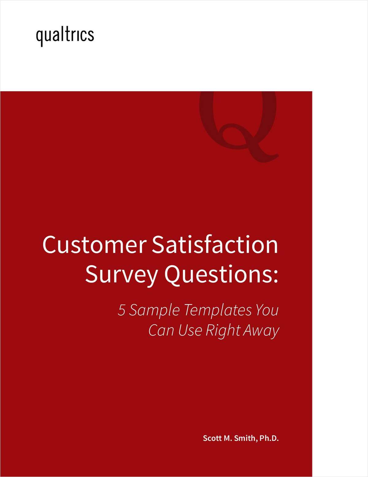 5 Customer Satisfaction Templates You Can Use Right Away