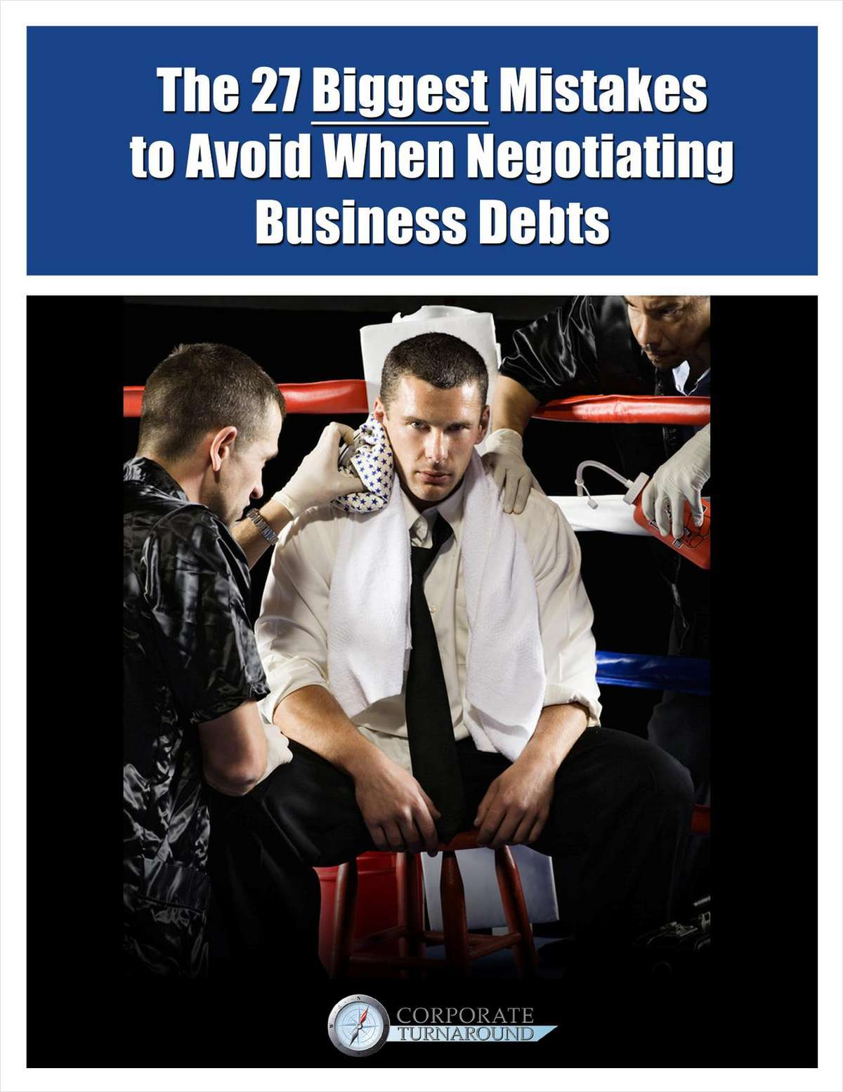 How to Avoid Mistakes When Negotiating Business Debts