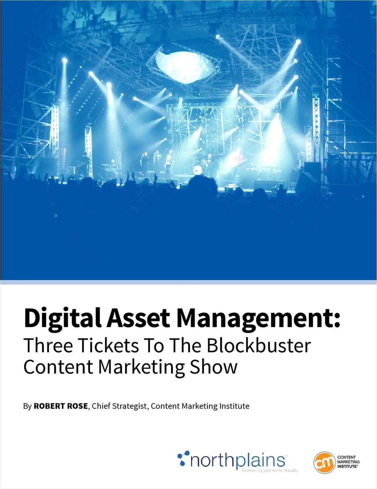Digital Asset Management: The Three-Step Best Practice Model