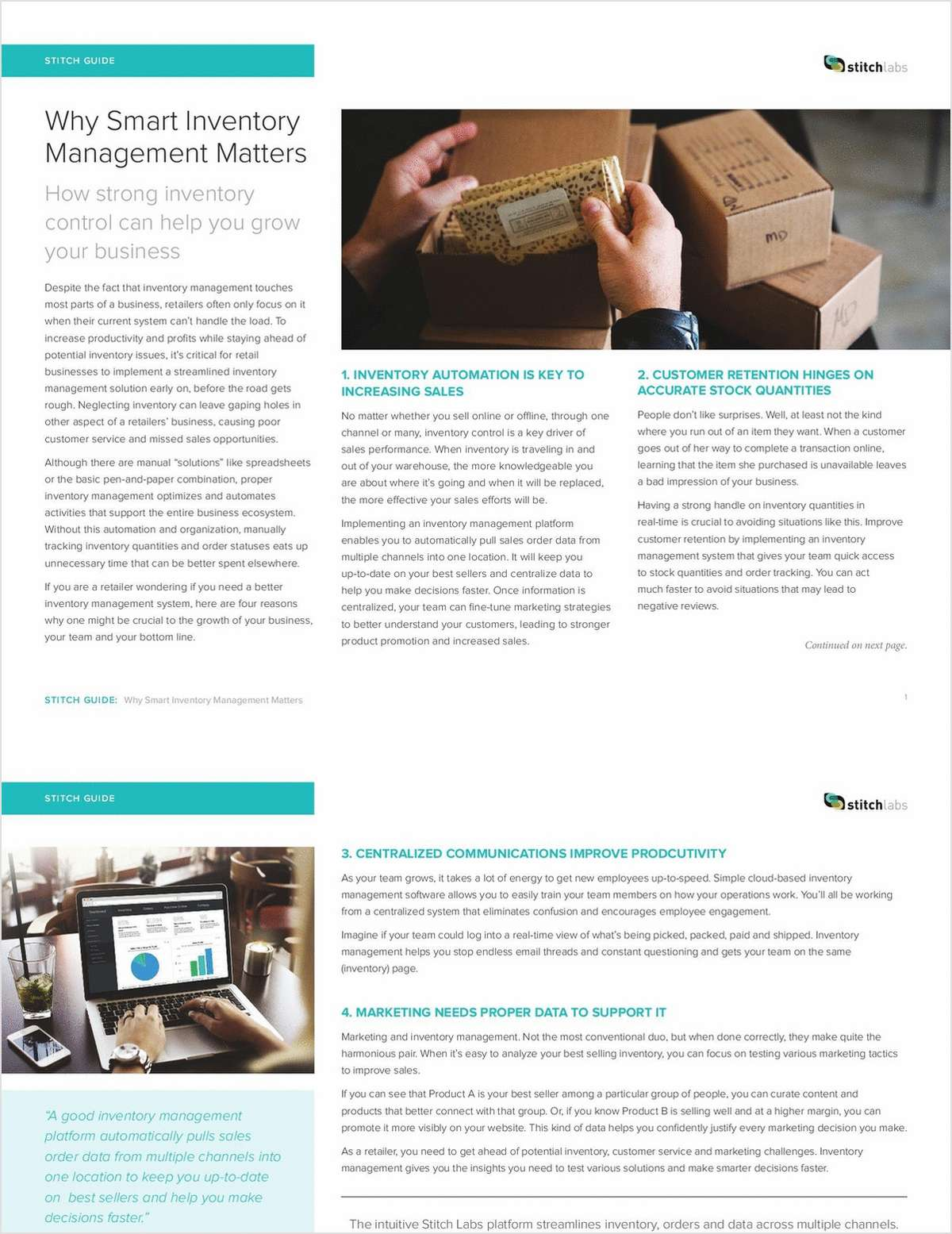 Why Smart Inventory Management Matters