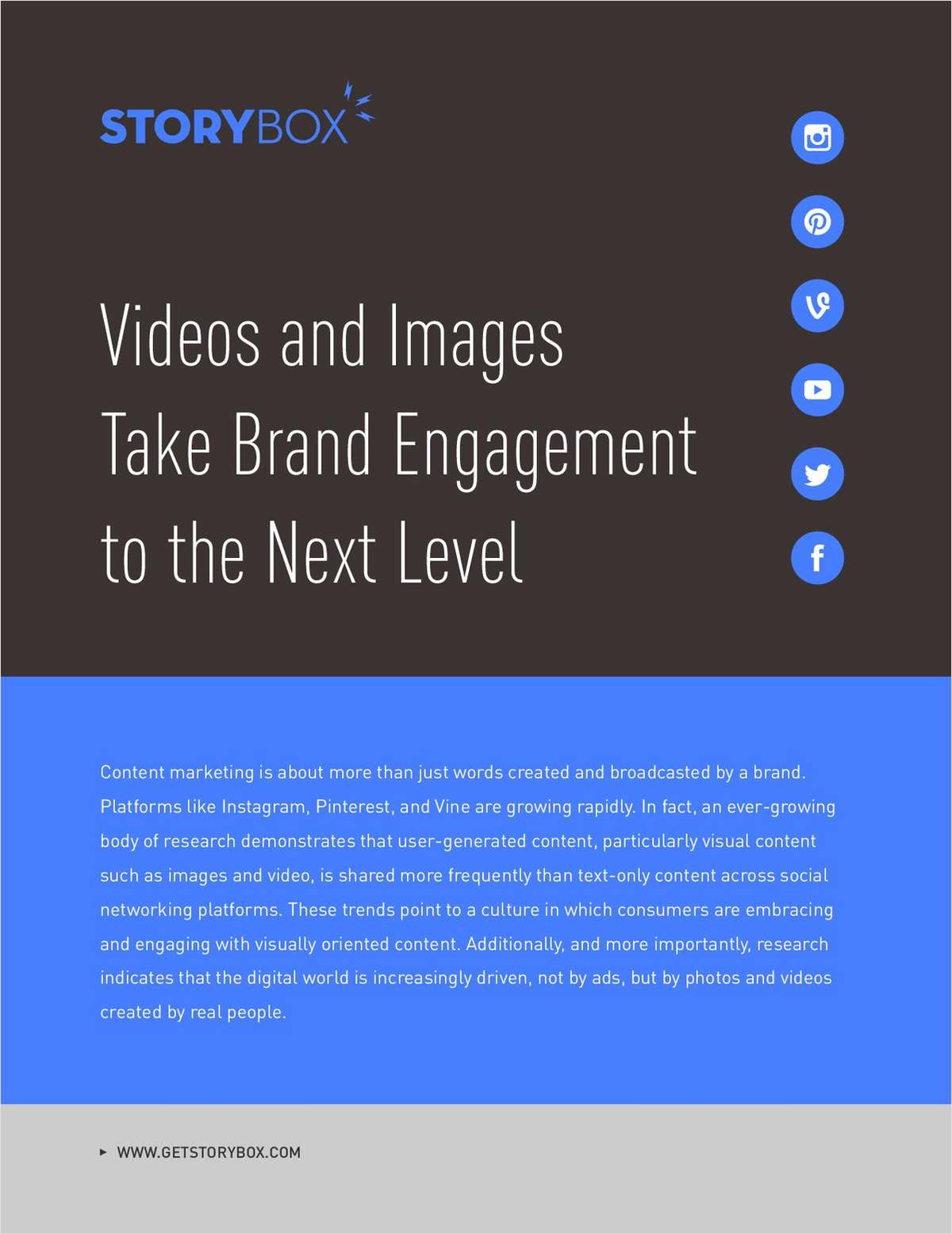 Videos and Images Take Brand Engagement to the Next Level