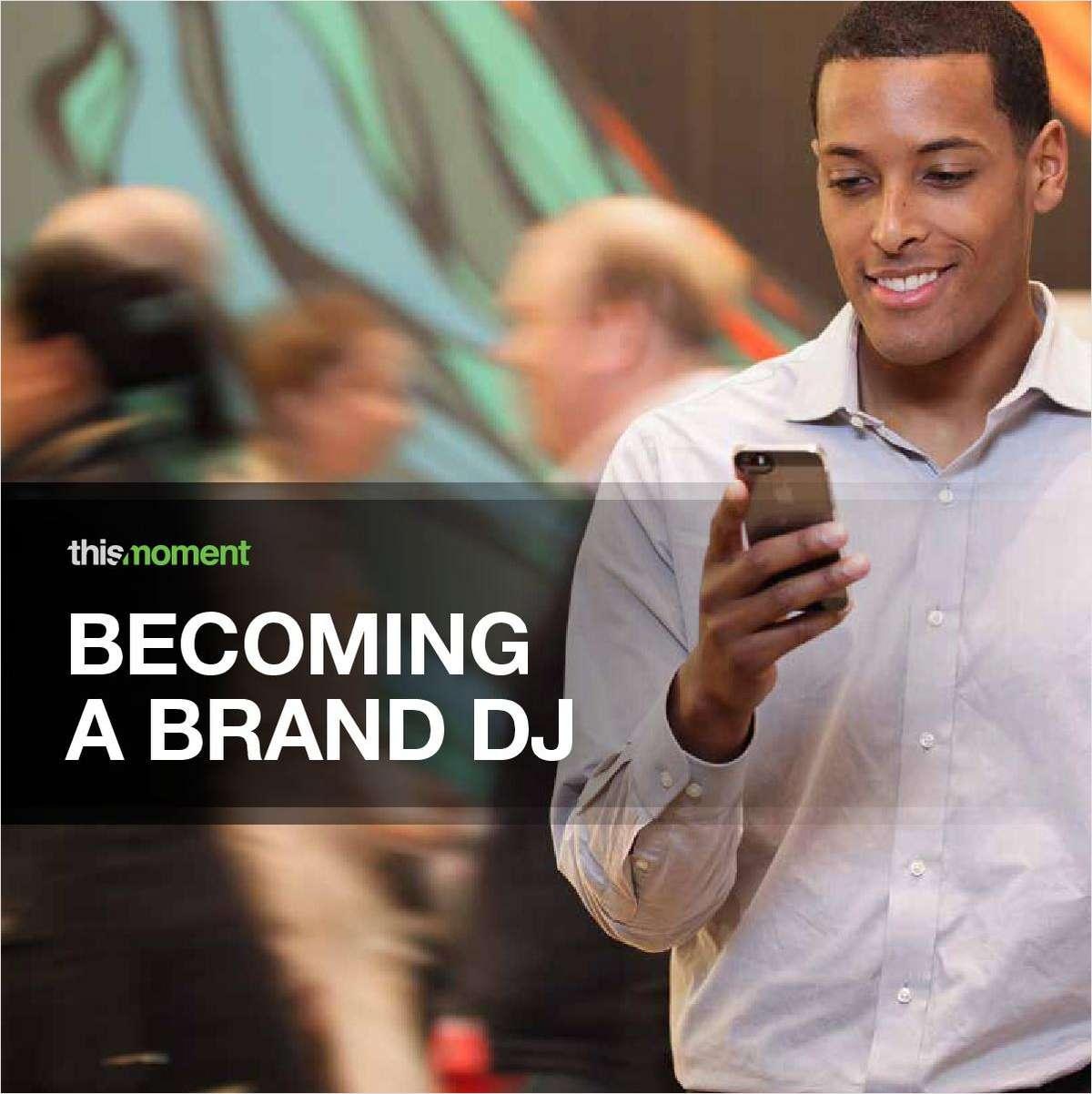 Becoming a Brand DJ