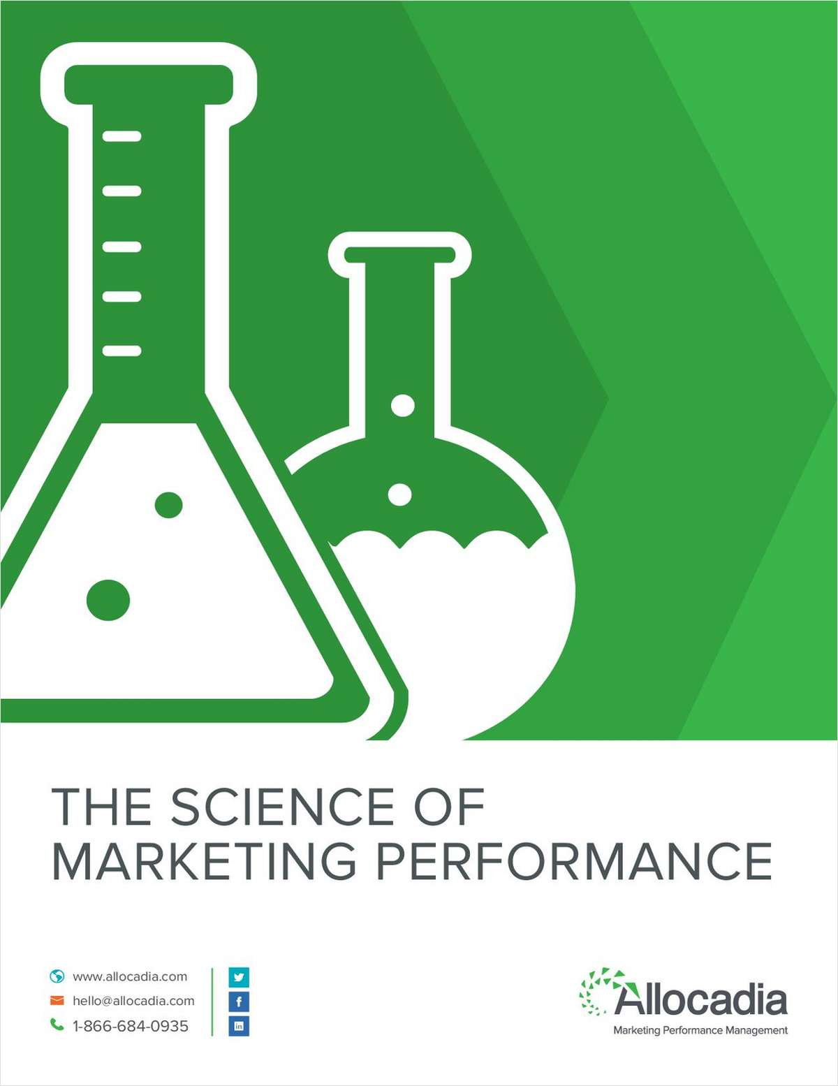 The Science of Marketing Performance