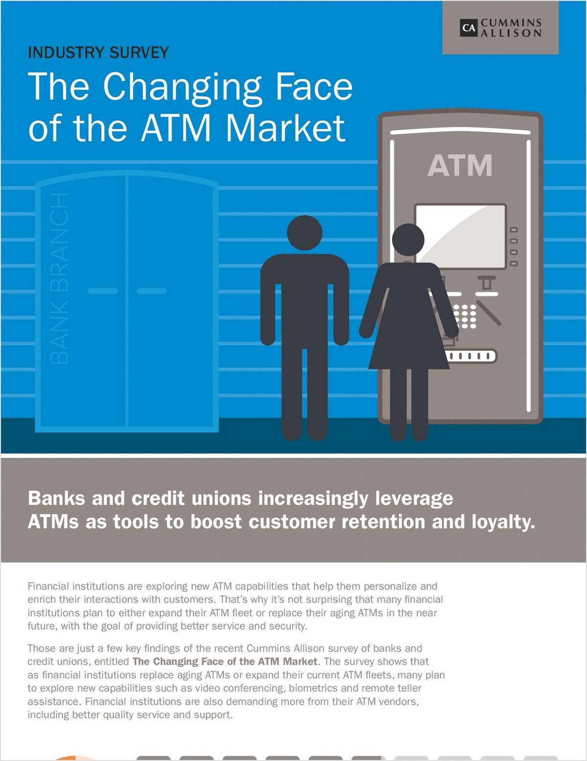 The Changing Face of the ATM Market