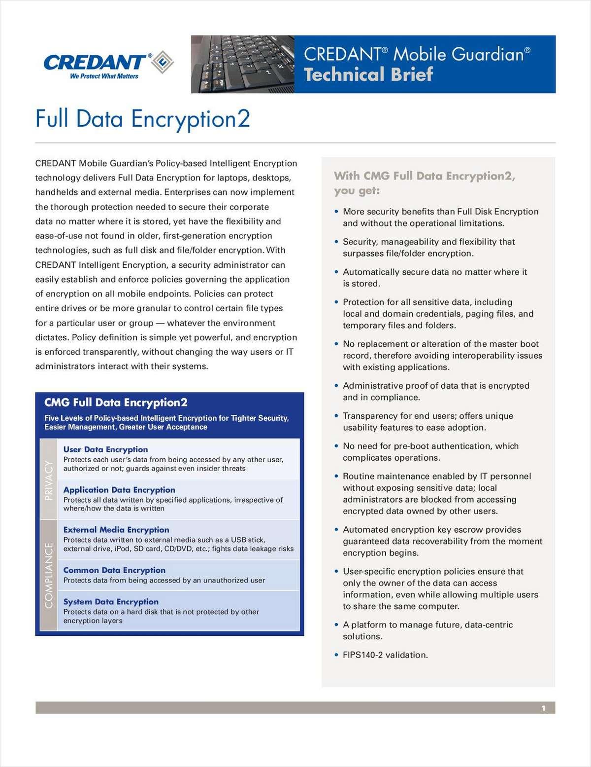 Full Data Encryption2