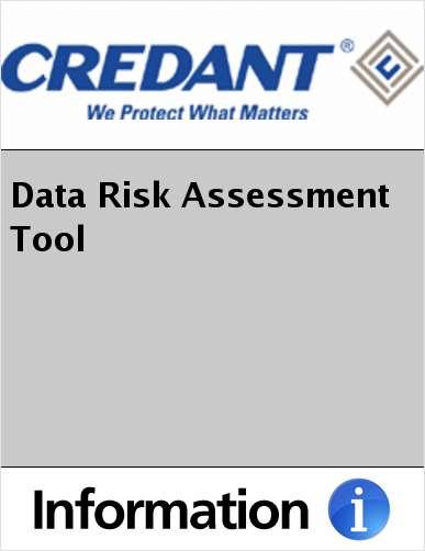 Data Risk Assessment Tool
