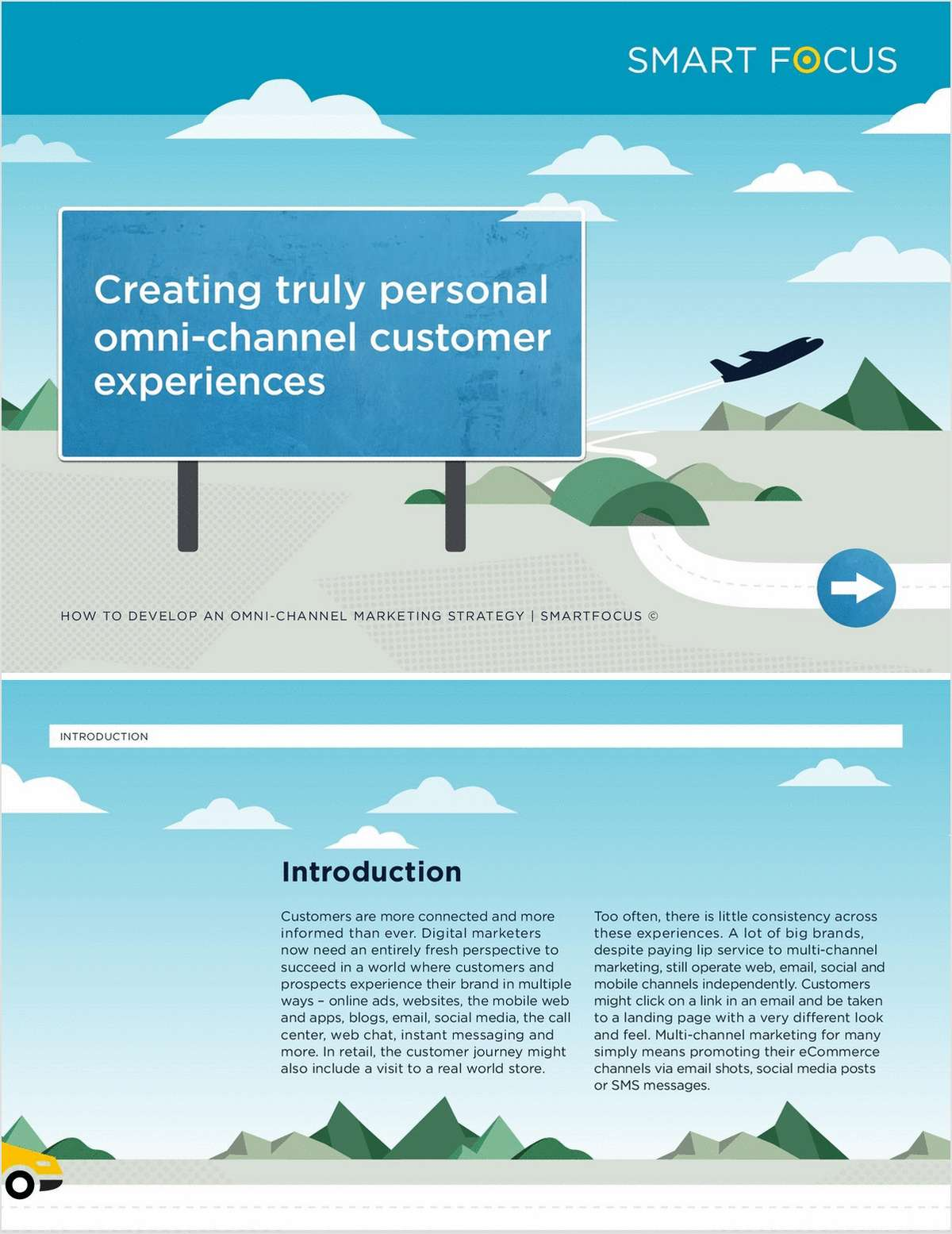 Creating Truly Personal Omni-Channel Customer Experiences
