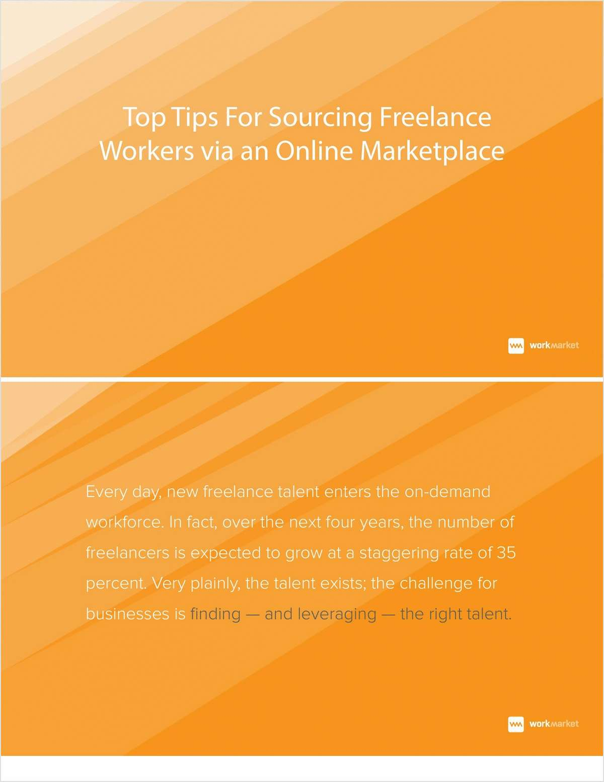Top Tips for Sourcing Freelance Workers via an Online Marketplace