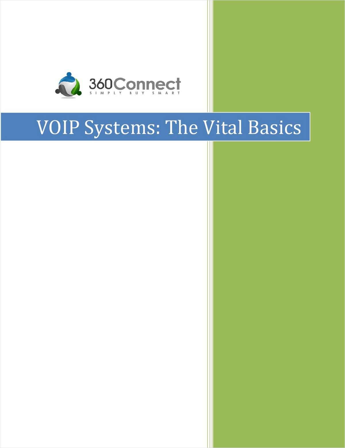 VOIP Systems – The Vital Basics