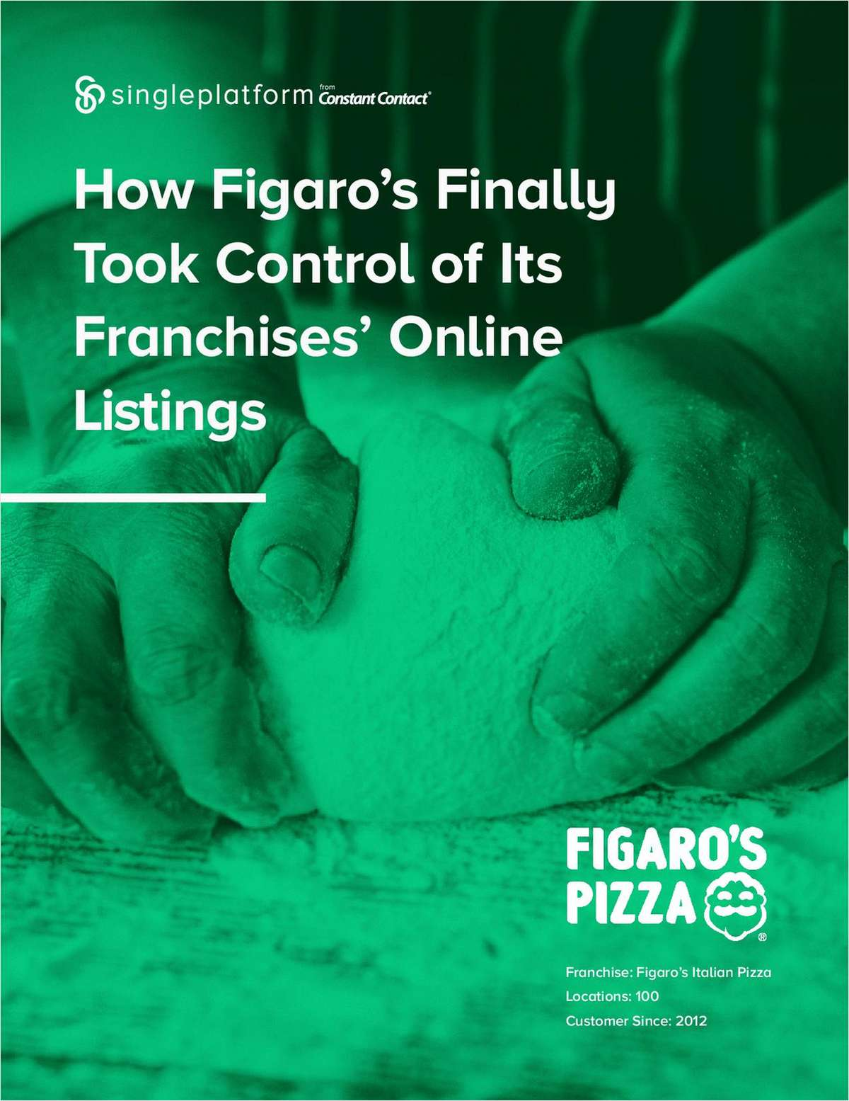 How Figaro's finally took Control of Its Franchises' Online Listings