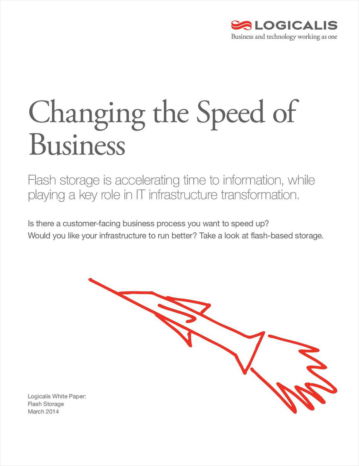 Changing the Speed of Business