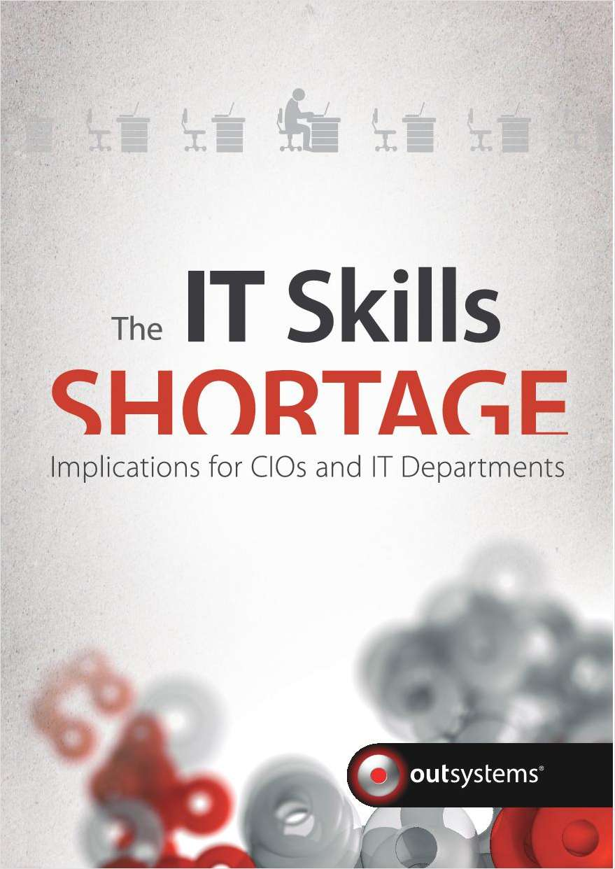 The IT Skills Shortage in the UK