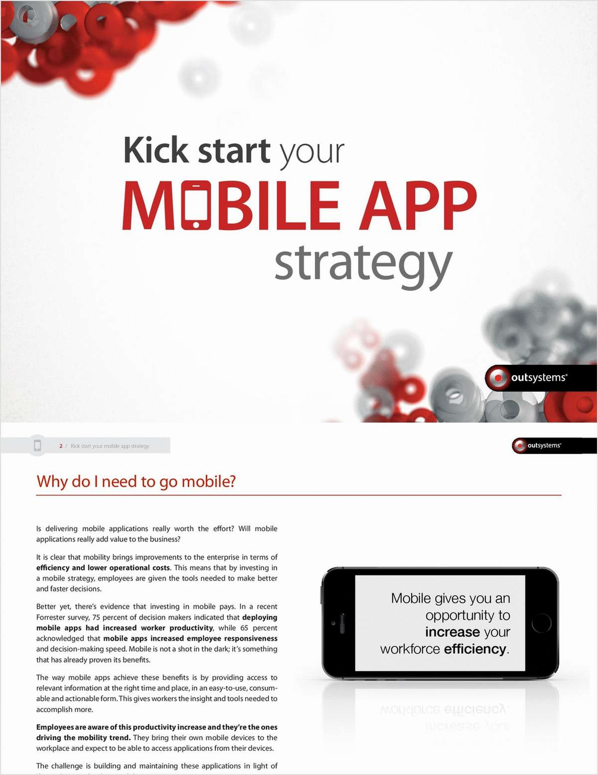 Creating the Best Mobile App Strategy