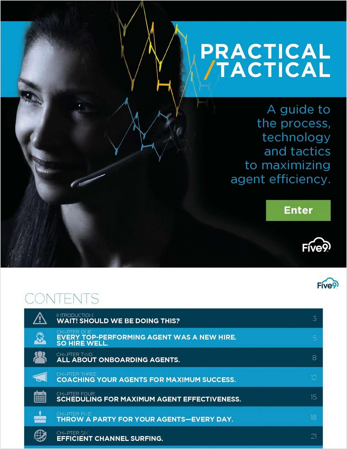 A Guide to Maximizing Your Contact Center Agent's Efficiency