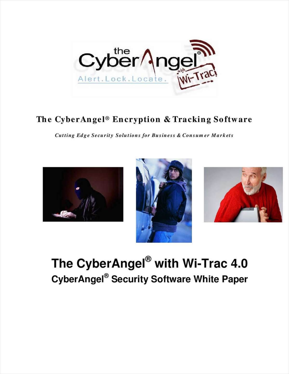 Security Solutions: The CyberAngel® with Wi-Trac 4.0