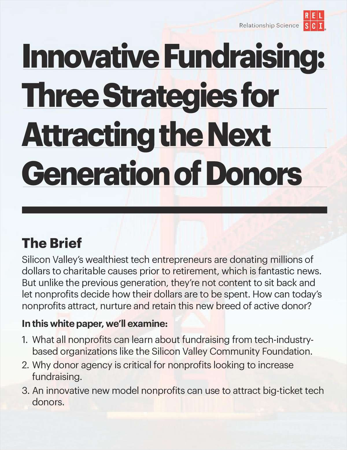 Three Strategies to Help Organization Fundraisers Attract the Next Generation of Donors