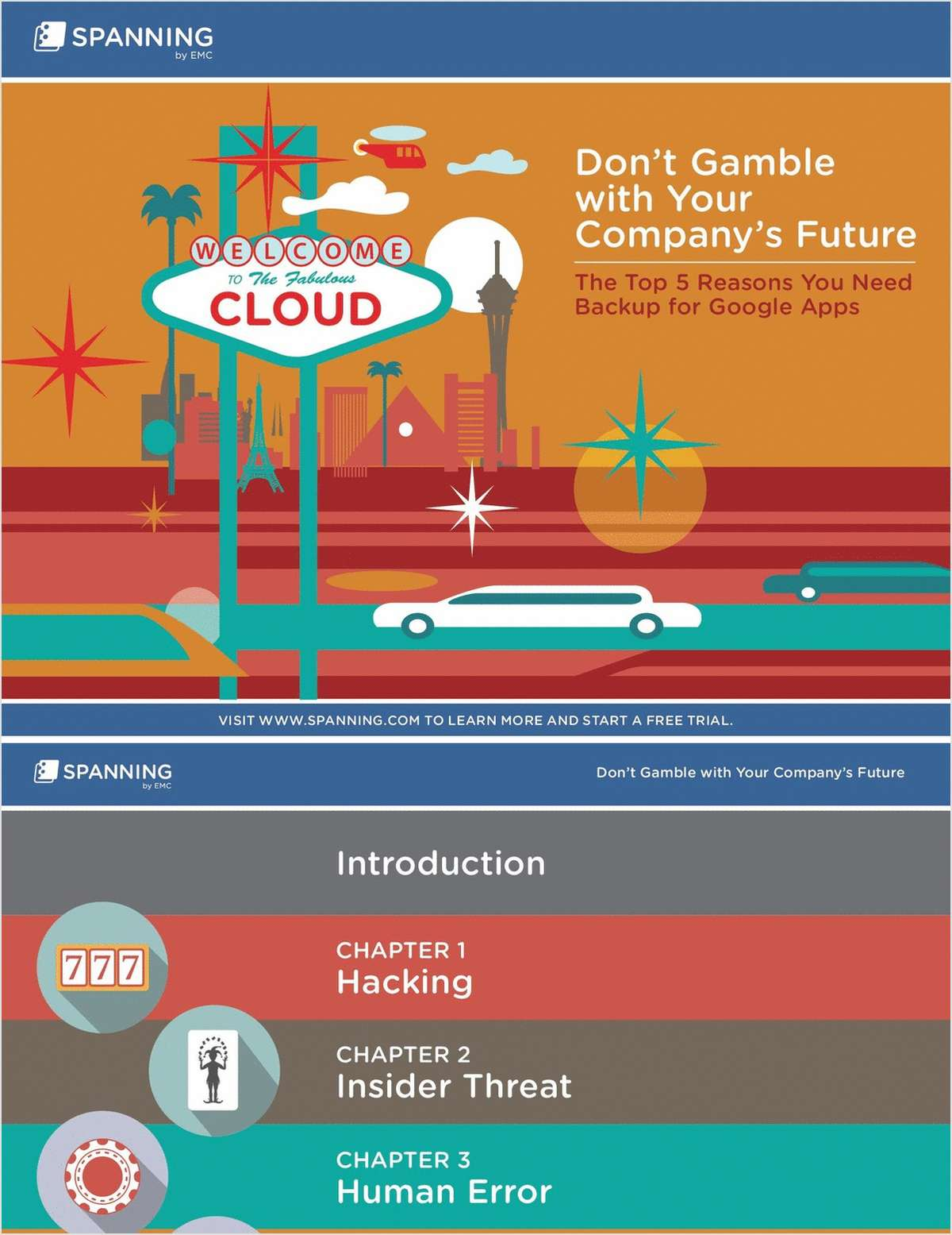 Don't Gamble with Your Company's Future: Protect Your Google Apps