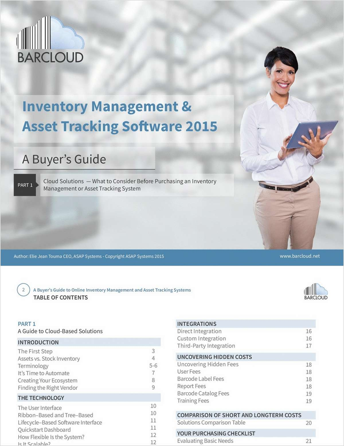 The Complete Step-by-Step Guide to Purchasing Cloud Inventory Software