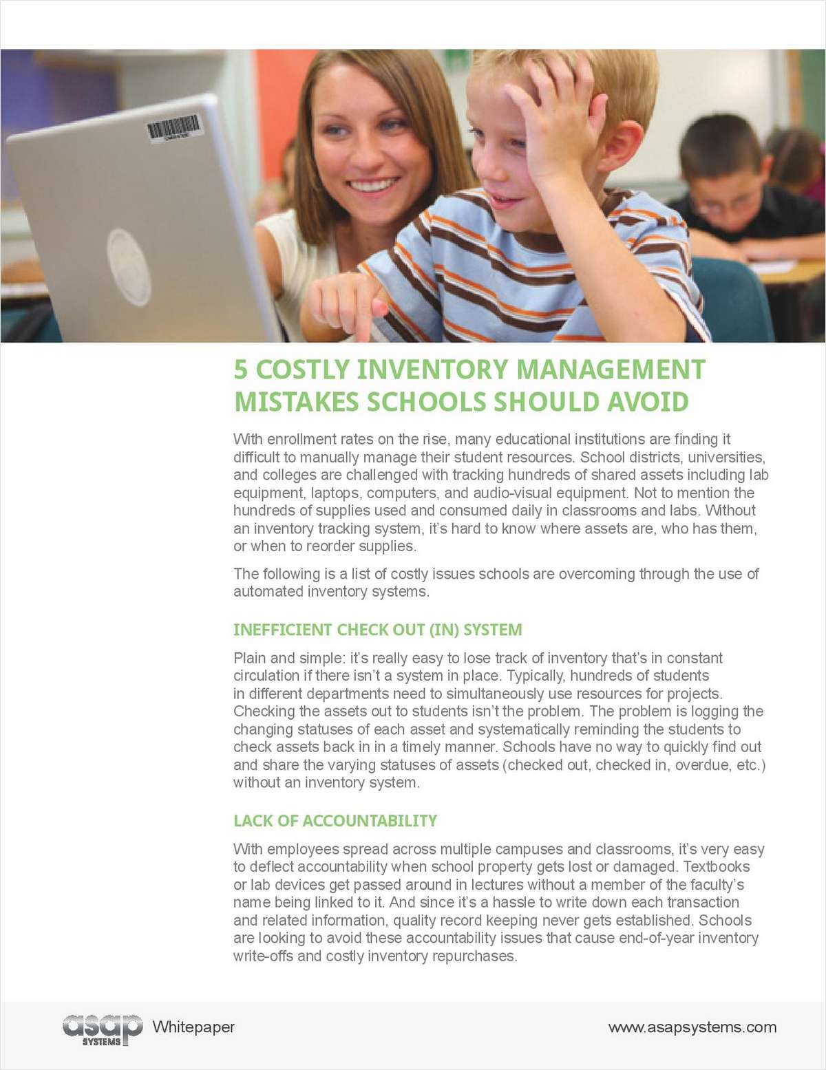 5 Costly Inventory Management Mistakes Schools Should Avoid