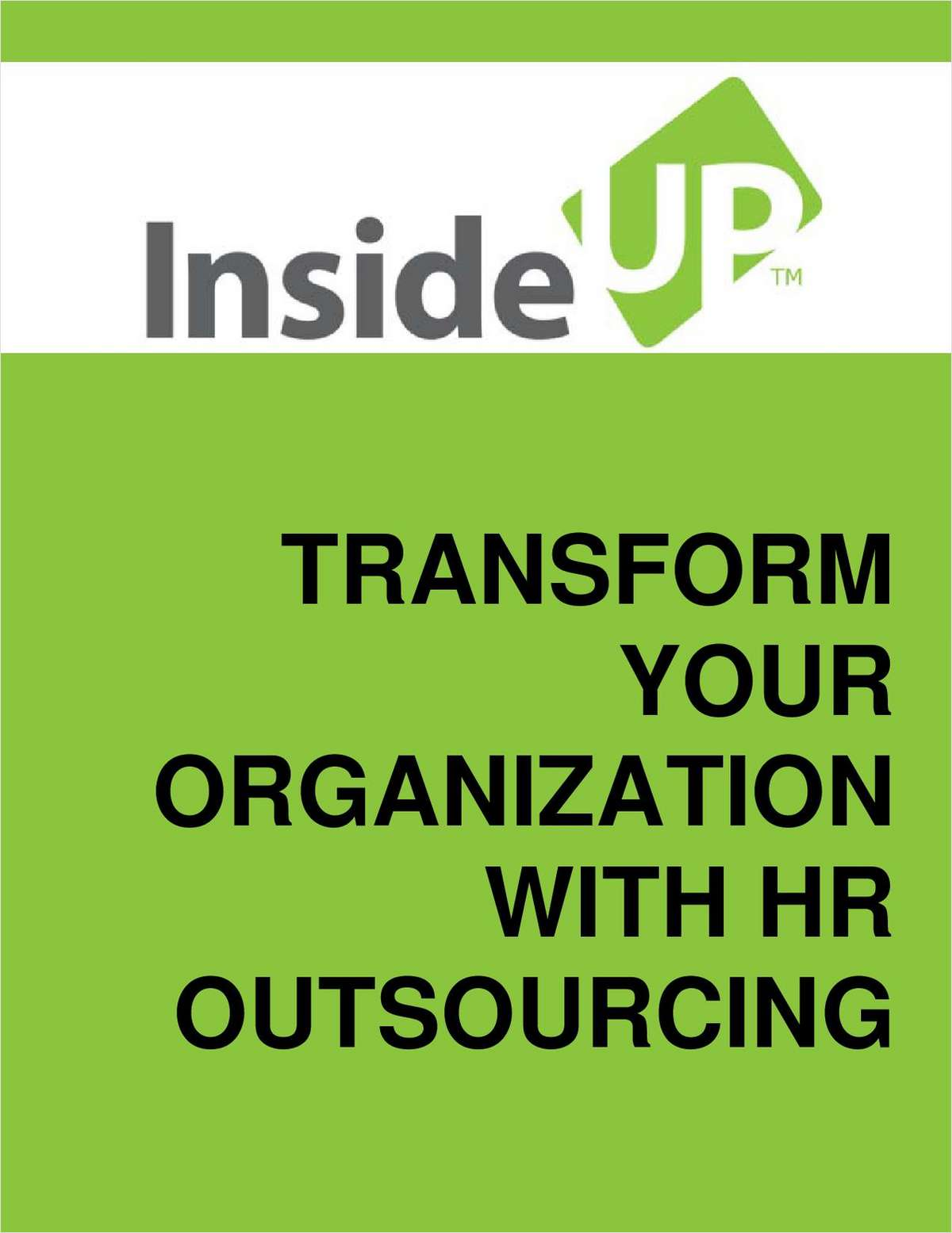 Outsourcing the HR Functions in a Growing Small Business