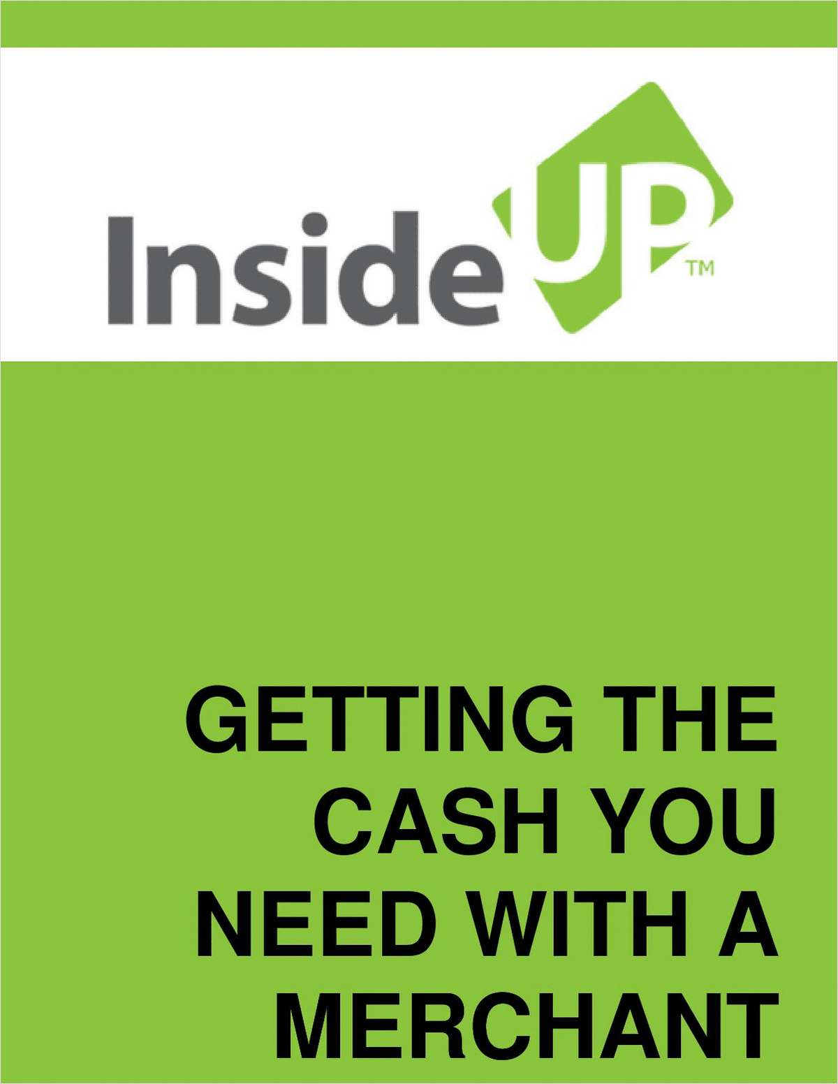 Financing Your Business Using Cash Advance