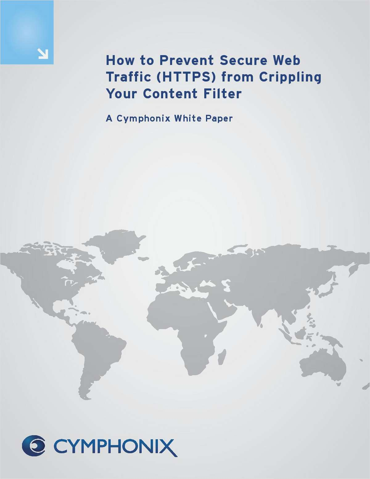 How to Prevent HTTPS Traffic from Crippling Your Content Filter