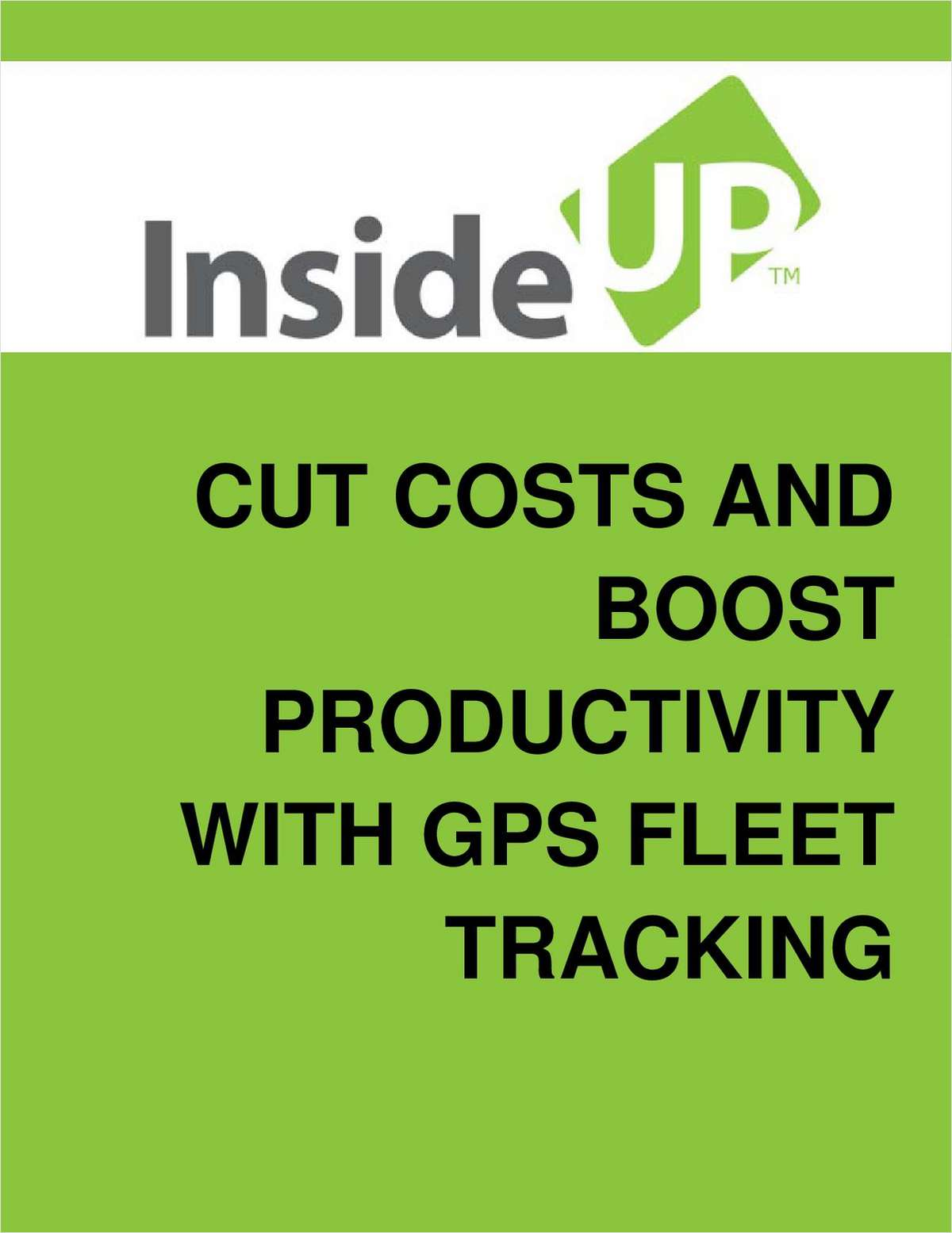 How to Cut Fleet Operations Costs and Boost Productivity With GPS Tracking