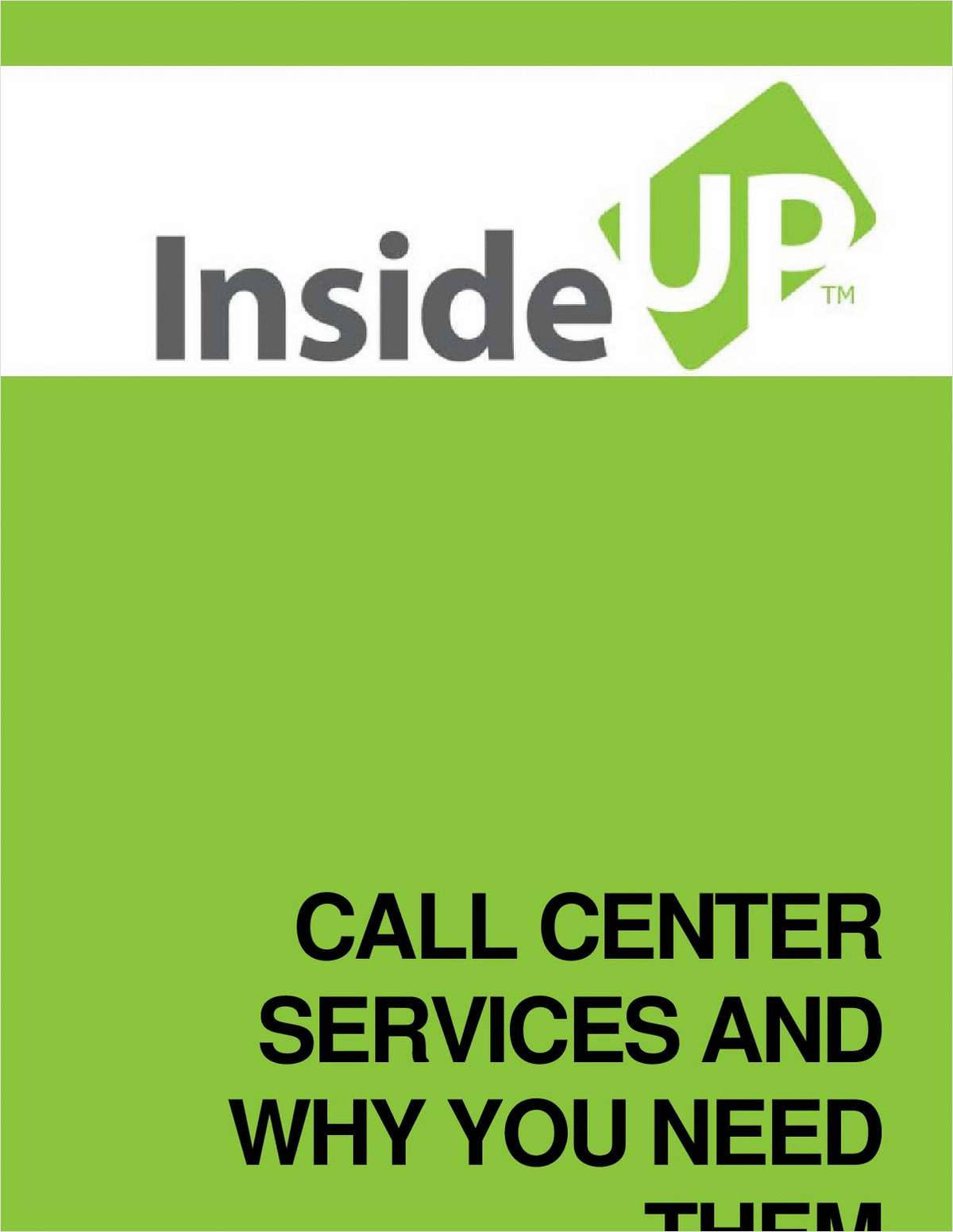 Call Center Services and Why You Need Them