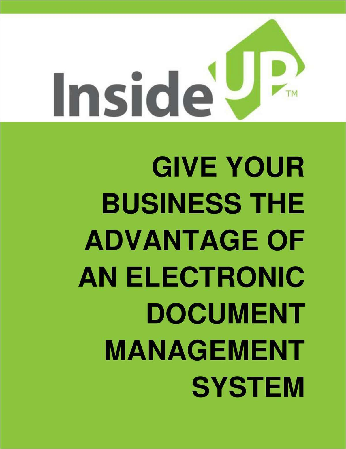 How Electronic Document Management Systems Can Increase Business Productivity By 20%