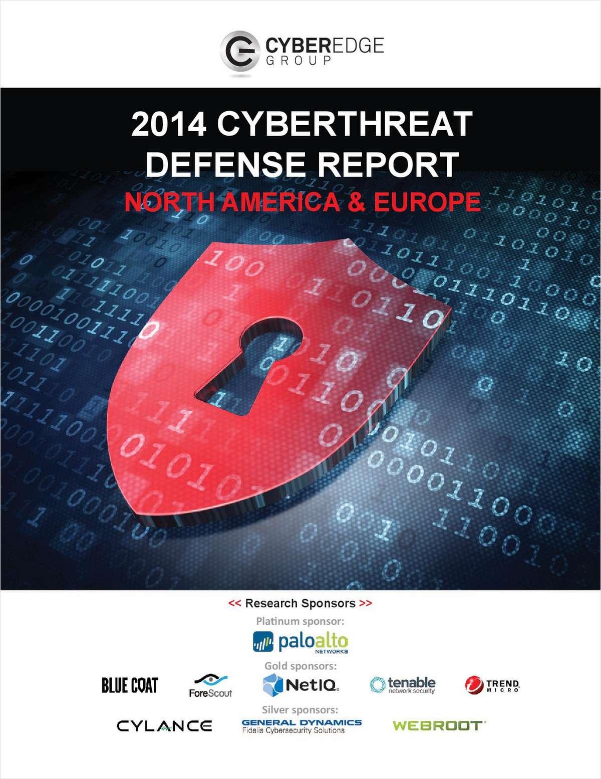2014 Cyberthreat Defense Report