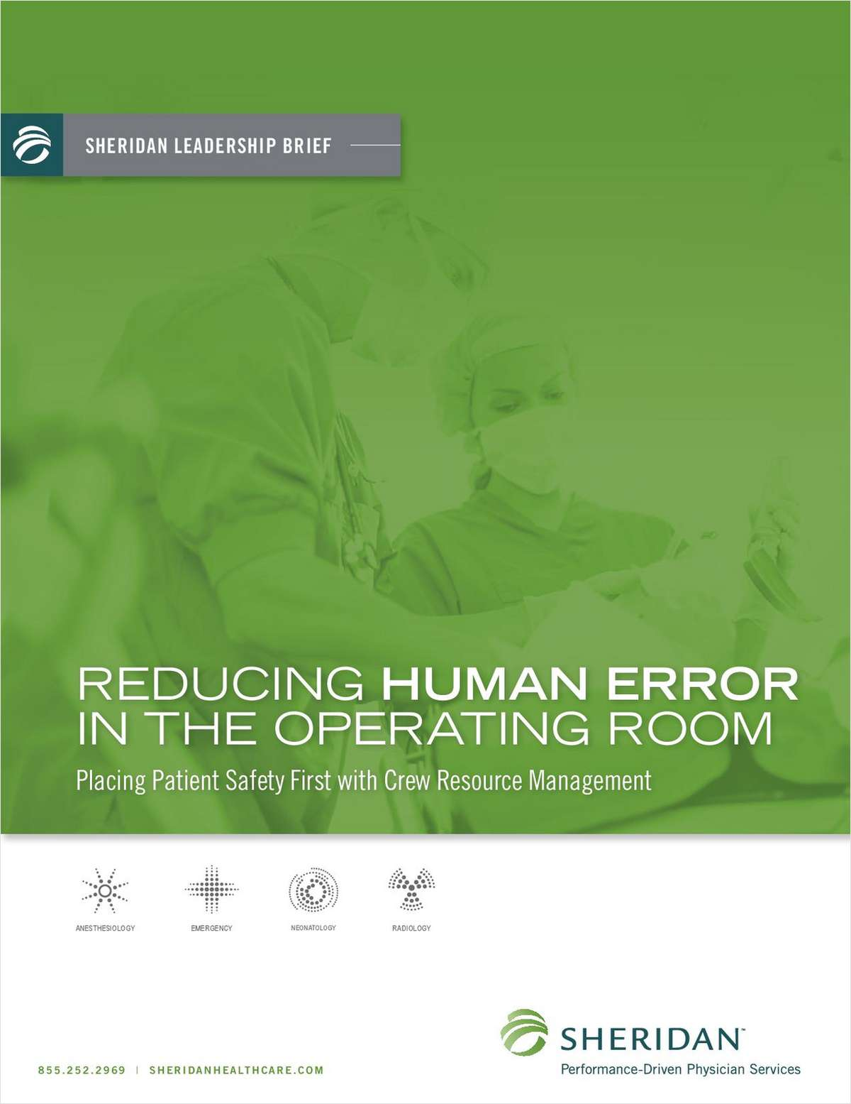 Reducing Human Error in the Operating Room