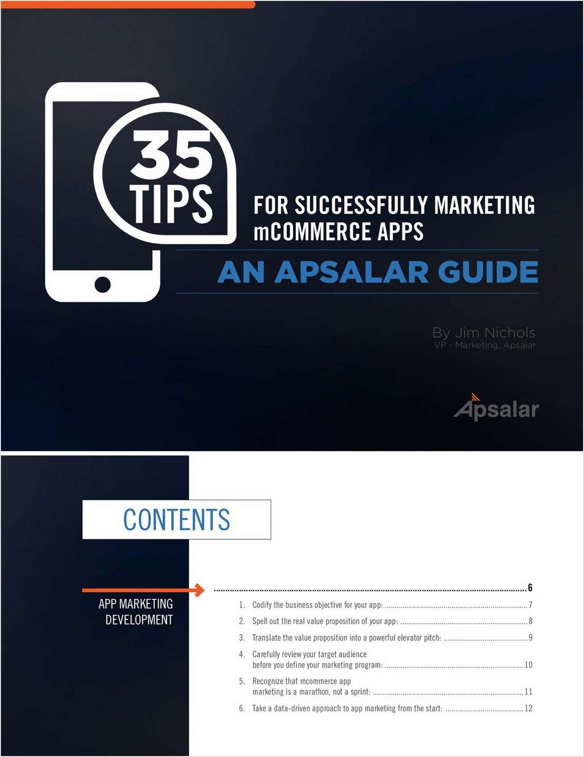35 Tips for Marketing iPhone and Android mCommerce Apps