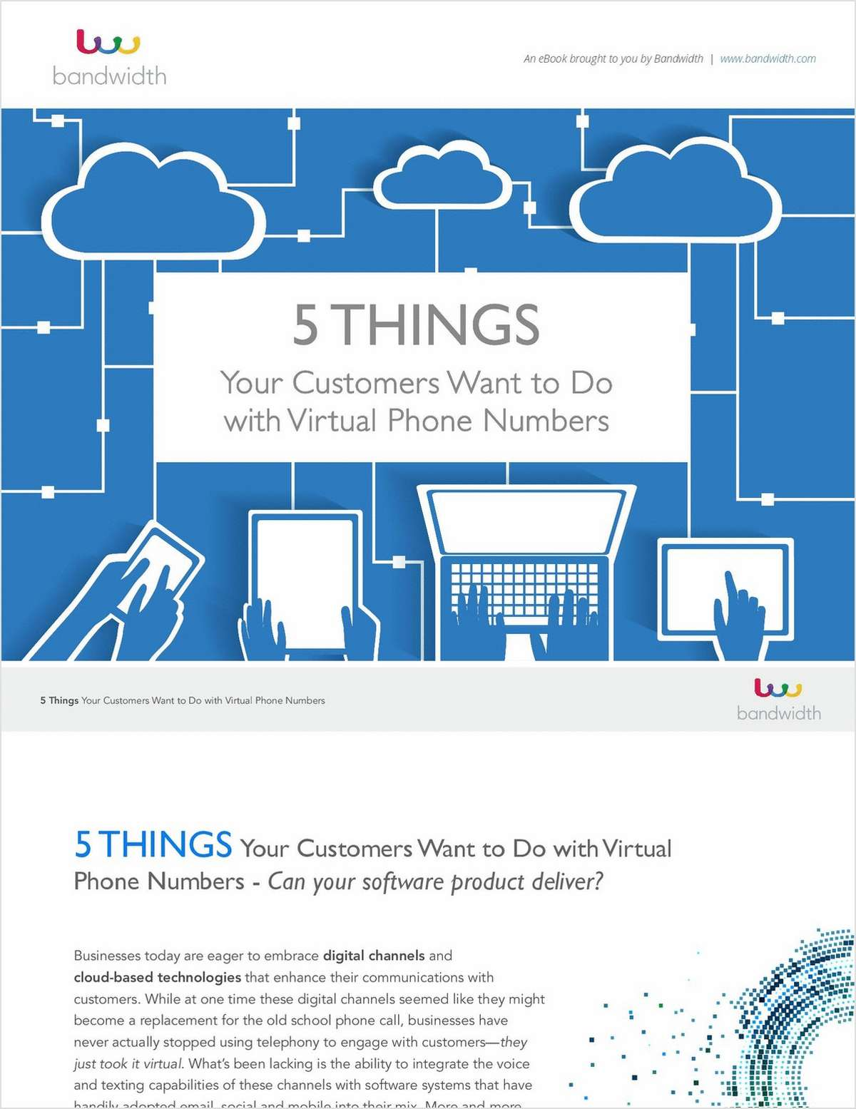 5 Things Your Customers Want to Do with Virtual Phone Numbers