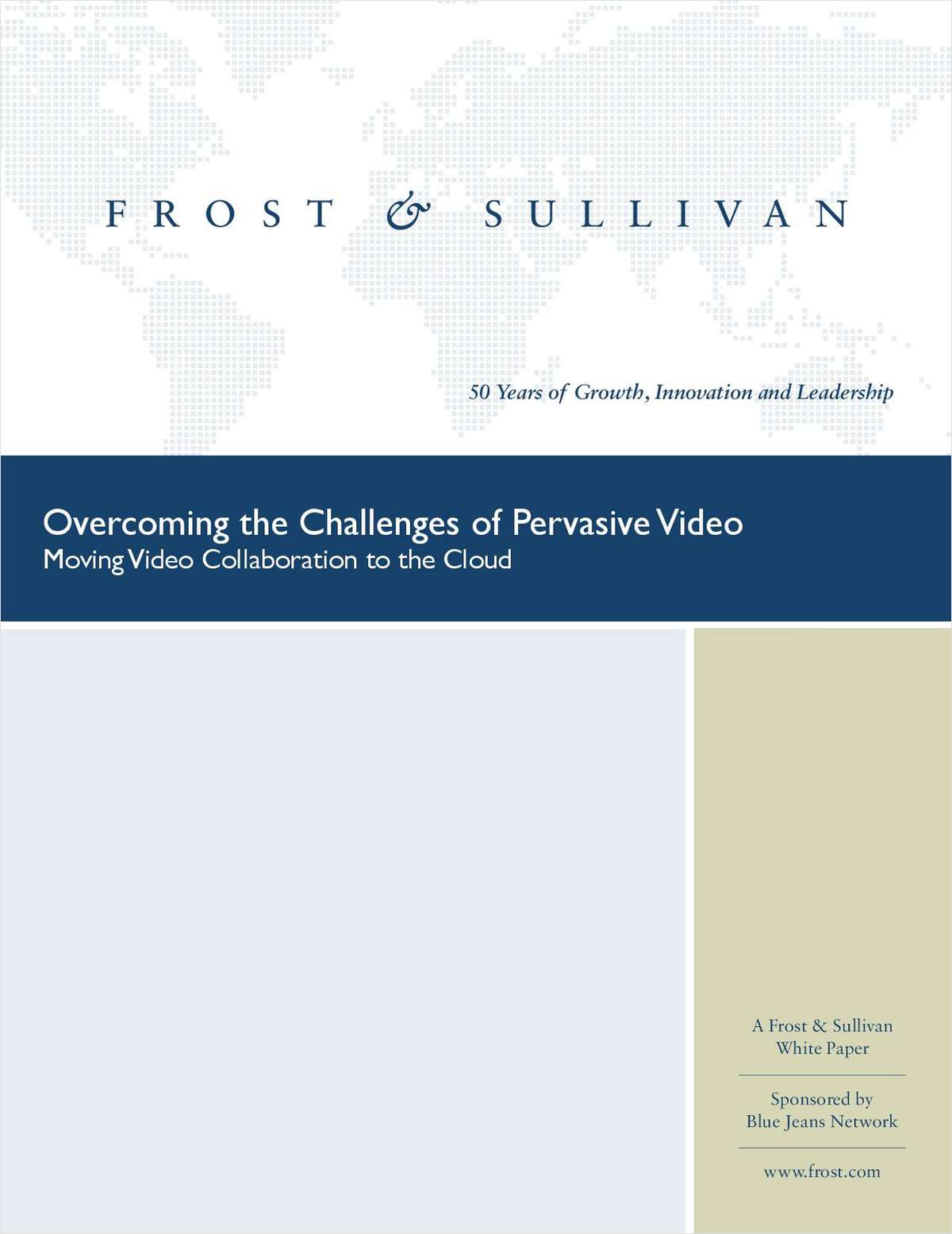 Overcoming the Challenges of Pervasive Video