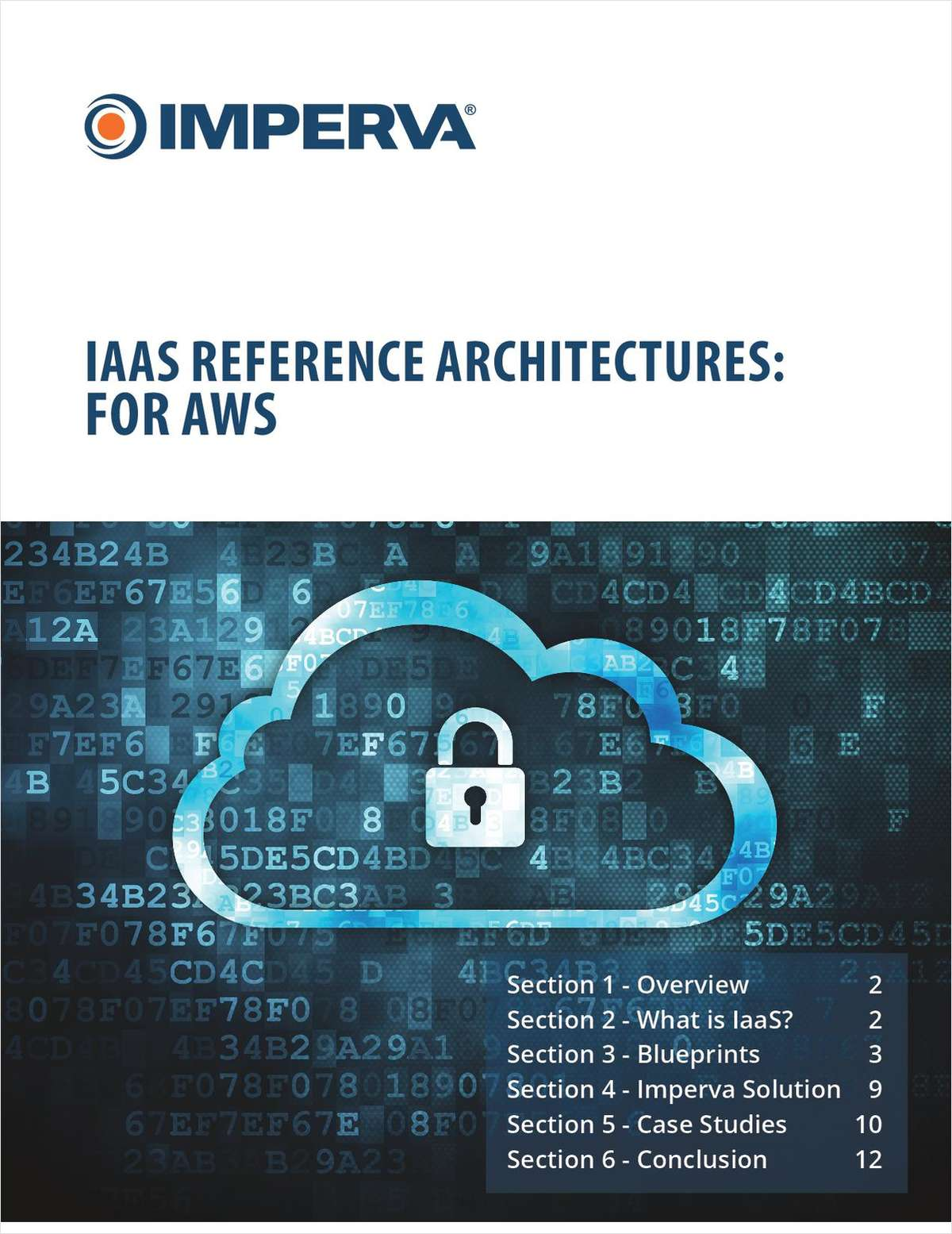 IaaS Reference Architectures: for AWS