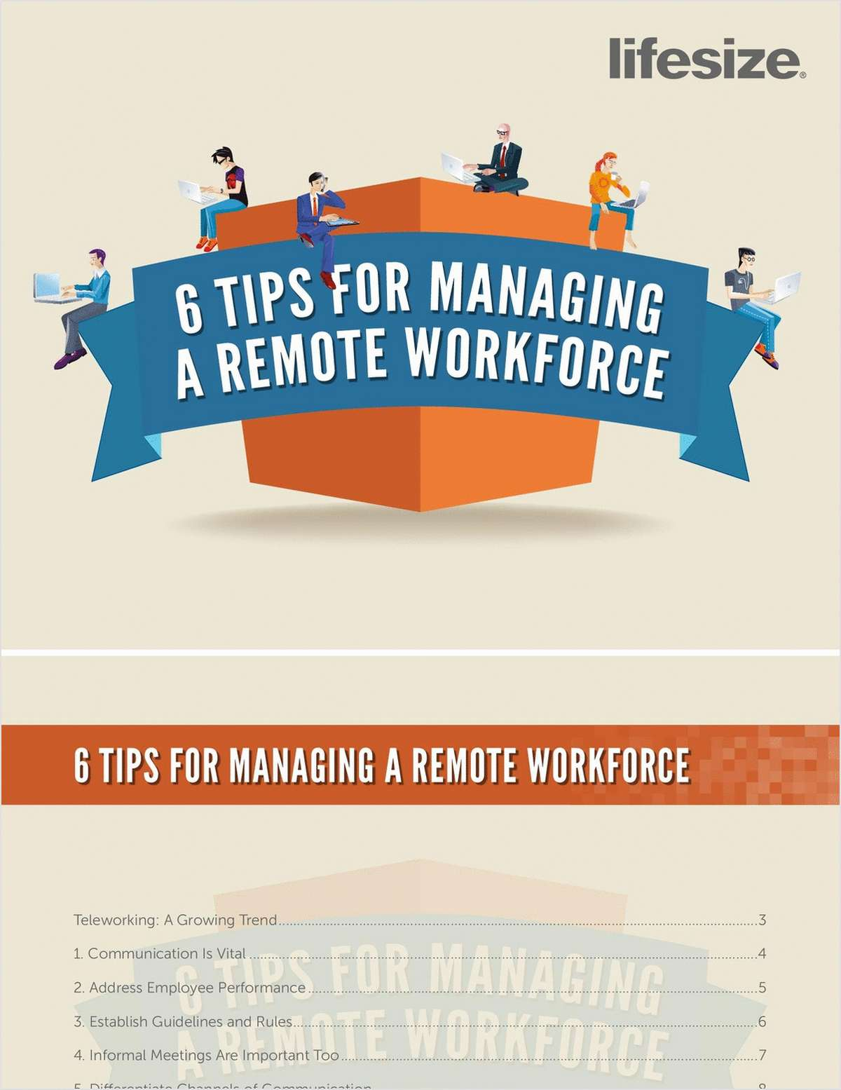 6 Tips for Managing a Remote Workforce Guide