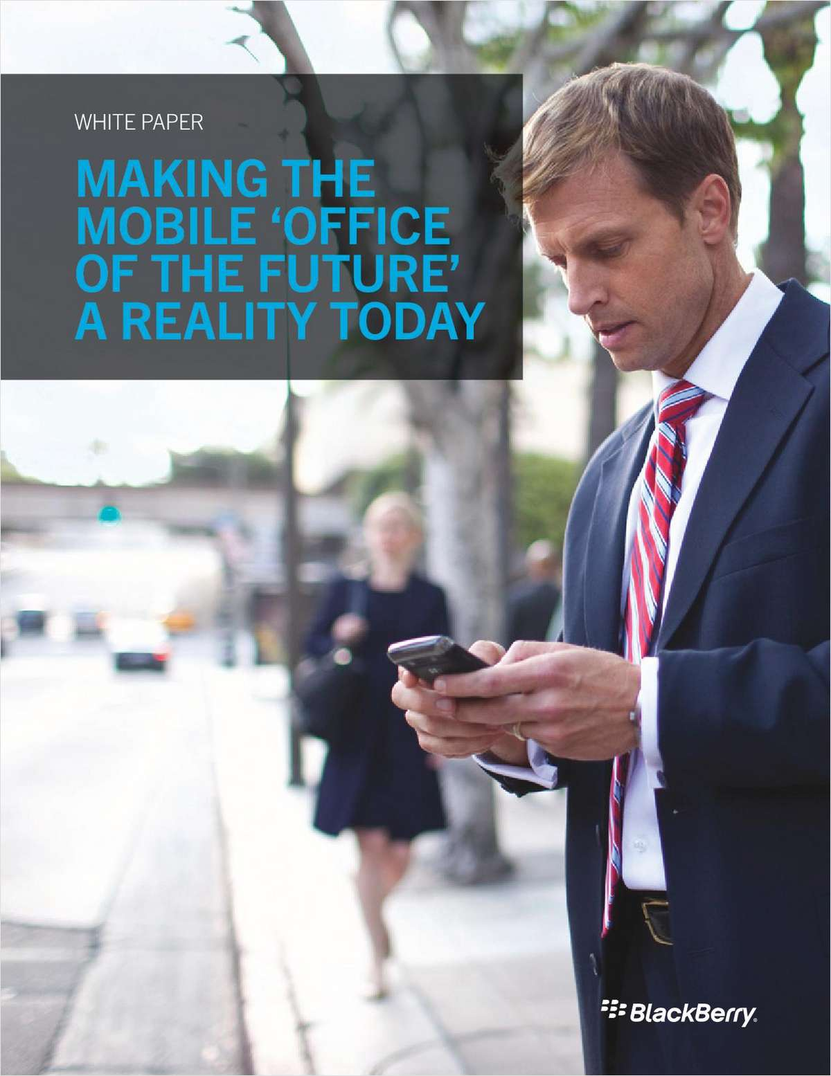 Making the Mobile 'Office of the Future' a Reality Today