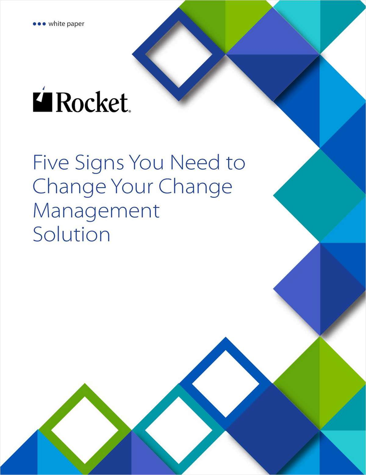 5 Signs It's Time to Change Your Change Management Solution