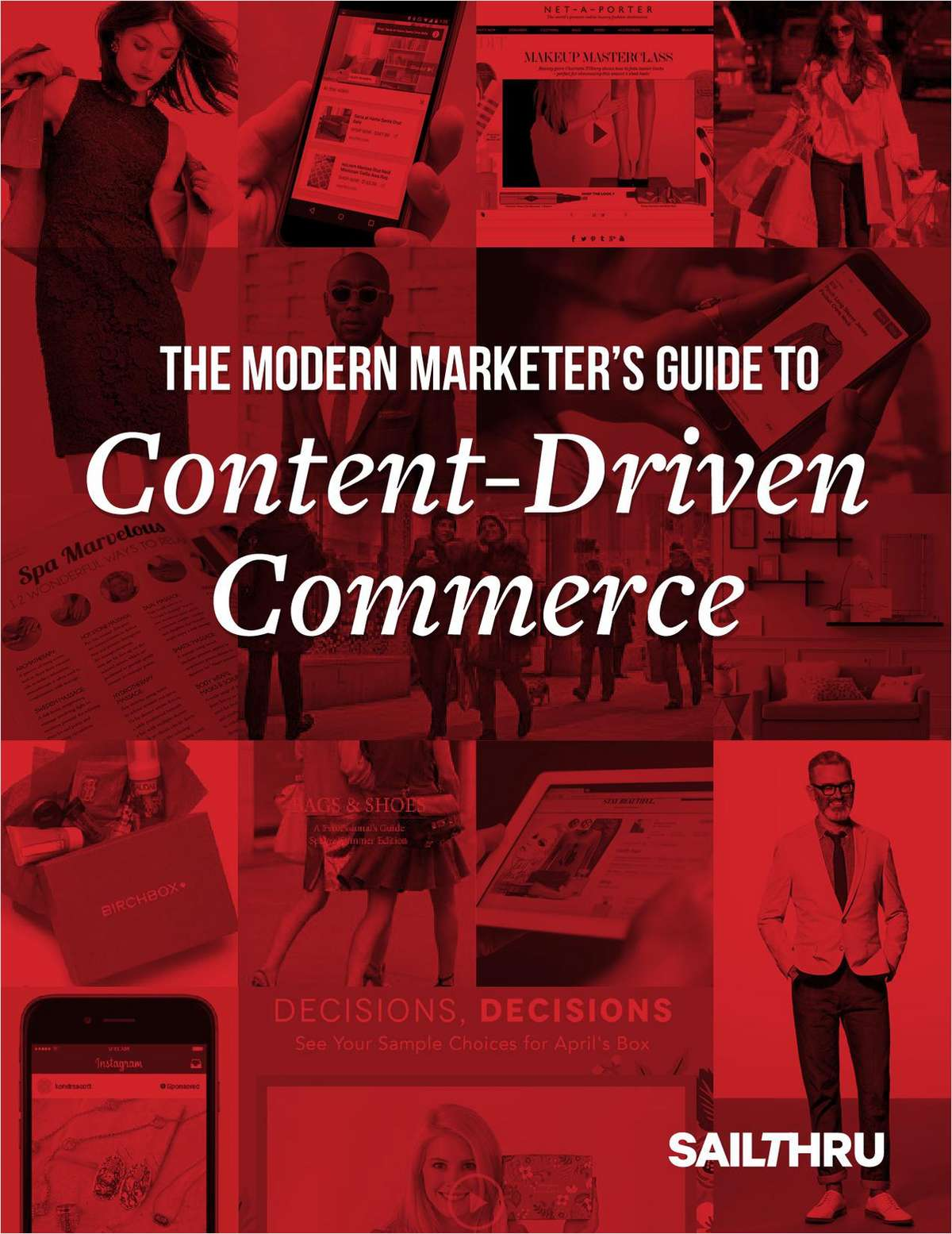 The Modern Marketer's Guide to Content-Driven Commerce