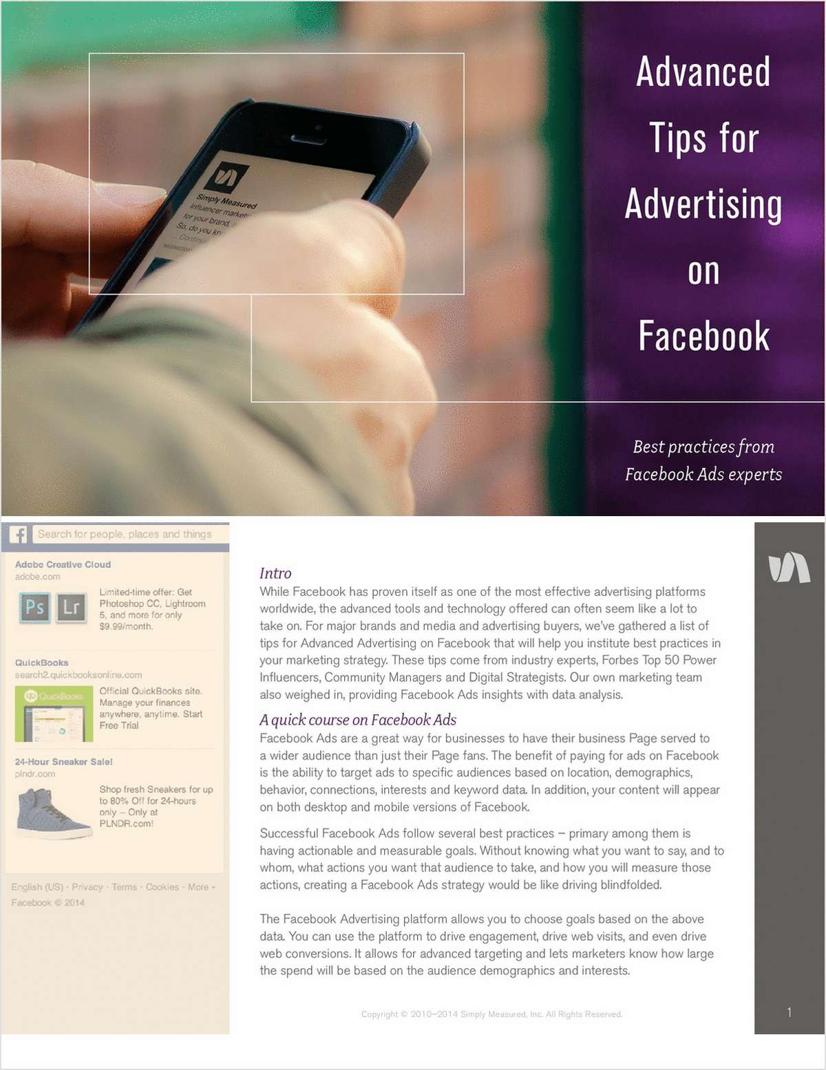 Industry Experts Reveal Advanced Tips for Advertising on Facebook