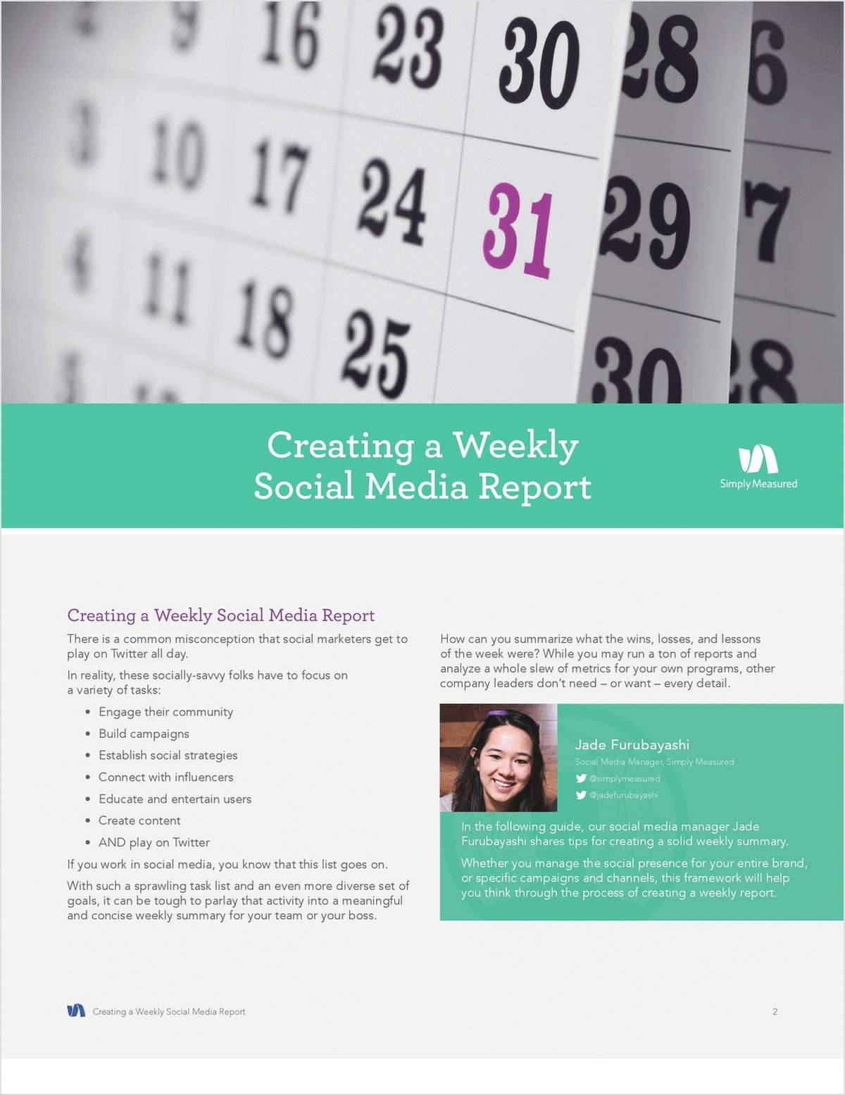 6 Quick Tips for Meaningful Social Media Reporting