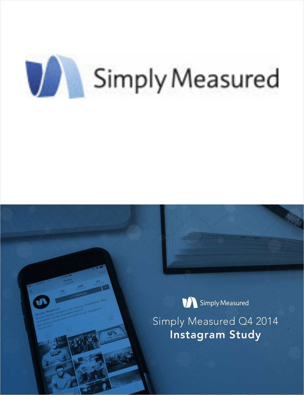 Quarterly Instagram Network Study – Q4 2014